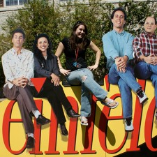 Photo ops were included in the Seinfeld college tour, Sony's experiential marketing campaign