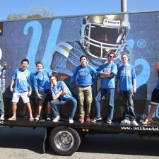 adidas college brand ambassadors at UCLA