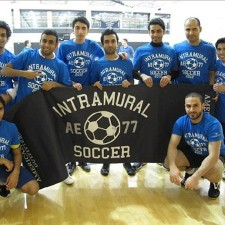 American Eagle employes experiential marketing with an intermural soccer tournament