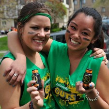 Sorority sisters are college brand ambassadors for SK Energy