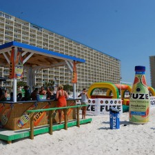 Fuze is marketing to millennials on spring break