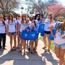 American Eagle college brand ambassadors encourage their peers to Break Free