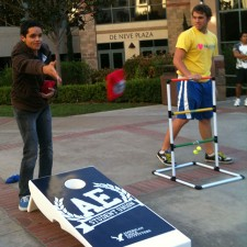 American Eagle creates an experiential marketing campaign for the student union