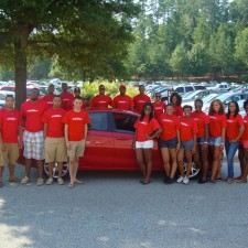 A street team of brand ambassadors for Chrysler Group's marketing to millennials campaign