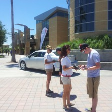 Peer to peer marketing by the brand ambassadors was key to the Chrysler Group's campaign