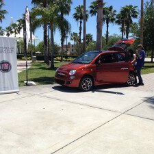 Part of the Chrysler Group marketing to millennials campaign included the Fiat line