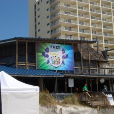 College marketing in Panama City Beach for Fuze