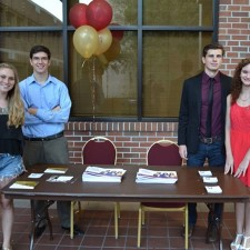College brand ambassadors employ peer to peer marketing to promote GRE registration