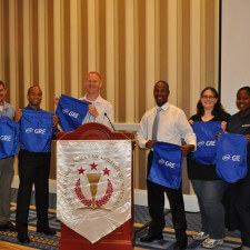 ETS uses peer to peer marketing to promote GRE registrations