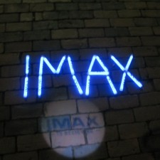 the college marketing spotlight is on IMAX