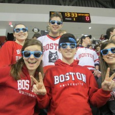 Boston University IMAX brand ambassadors encourage their peers to experience the difference