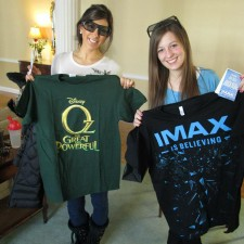 brand ambassadors employ word of mouth marketing for IMAX