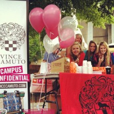 peer to peer marketing by brand ambassadors for Vince Camuto