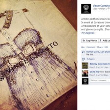 Vince Camuto is marketing to millennials with Facebook
