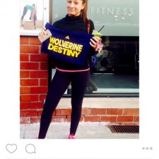 Peer to peer marketing via Instagram at the University of Michigan for adidas