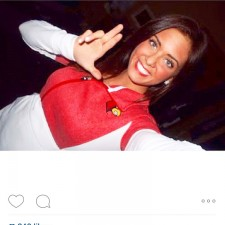 University of Louisville college brand ambassador uses word of mouth marketing to show off her adidas gear
