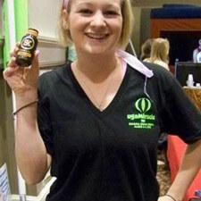 female college brand ambassador for SK Energy