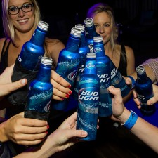 Cheers to Bud Light's experiential marketing