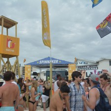 Experiential marketing to millennials: Secret at Spinnaker's Beach Club in Panama City Beach