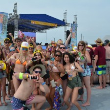 Secret captures co-eds in Panama City Beach for spring break