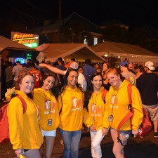 Secret college brand ambassadors in Panama City Beach's night life
