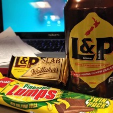 STA Travel shares New Zealand snacks as part of their college marketing campaign