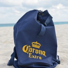 Marketing to millennials with Corona beach bags