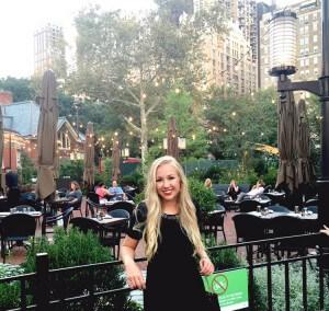 Jessica Simpson's campus brand manager