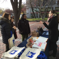 Macat campus brand ambassadors execute a word of mouth college marketing campaign