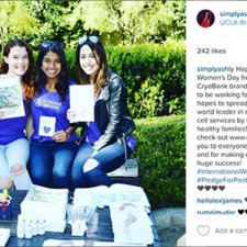 California Cryobank hires college students as campus reps / brand ambassadors for experiential marketing campaign