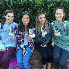 Express student brand ambassador experiential marketing college marketing fashion retail marketing