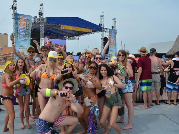 Secret captures co-eds in Panama City Beach for spring break